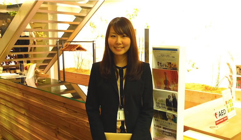 パソナキャリアの現役キャリアアドバイザー三友佐江子さんへの取材記事